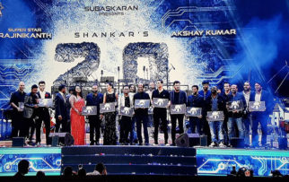 MEGA EVENT – Rajinikanth, Akshay Kumar and others launch the audio of 2.0 with much