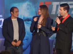 Maine Ek Nighty Mein Puri Film Shoot Ki Hai Sonakshi Sinha  Ittefaq Press Conference4