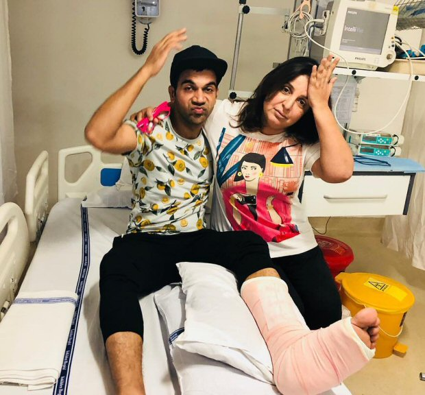 OMG! Rajkummar Rao fractures his leg whilst shooting for this show1