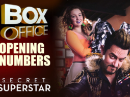 Opening Box-Office Numbers Of Secret Superstar Can Be Around…
