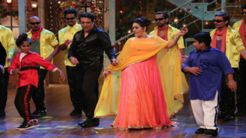 PAISA VASOOL Govinda shows off his classic moves on The Drama Company
