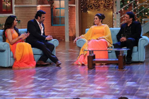 PAISA VASOOL Govinda shows off his moves on The Drama Company