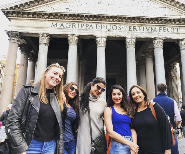 Priyanka Chopra begins shooting for Quantico season 3 in Italy -4