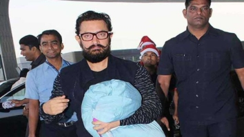 REVEALED Aamir Khan's SECRET Pillow!