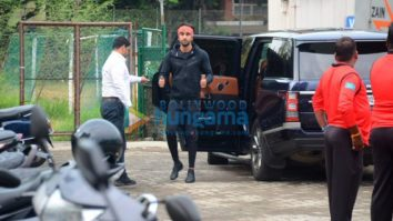 Ranbir Kapoor, Arjun Kapoor, Sidharth Malhotra and Others snapped at a soccer match