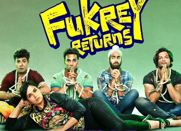 Release of Fukrey 2 delayed; film to now release on December 15