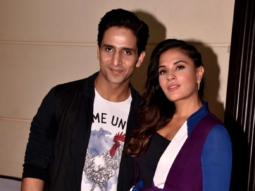 Richa Chadda and Arslan Goni at Jia Aur Jia Promotions