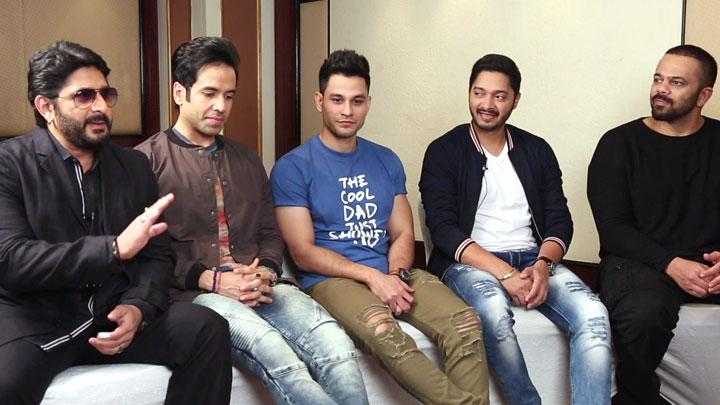 Watch Rohit Shetty & Golmaal Again Team OPEN UP On Sequel Of Golmaal Again & Farhad – Sajid's Dialogues Now