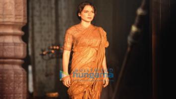 SNEAK PEEK Kangana Ranaut looks epic in the warrior look of Rani Laxmibai-4