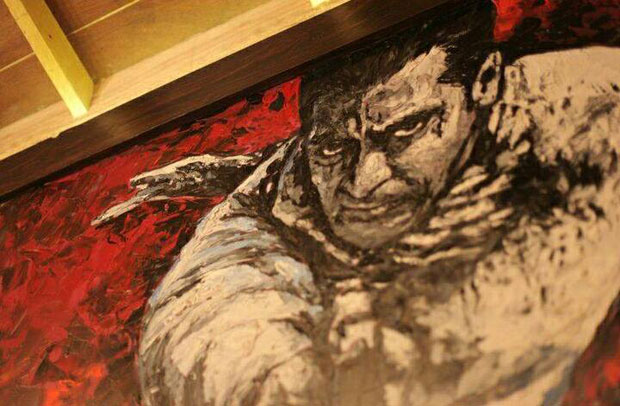 Salman Khan shows off his paintings at his chalet in Bigg Boss 11 house-1