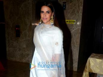 Salman Khan, Kriti Sanon and others grace Ramesh S Taurani's Diwali party