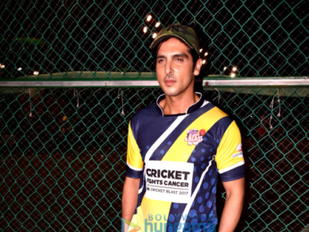 Saqib Saleem at 'Ink Cricket Blast 2017'