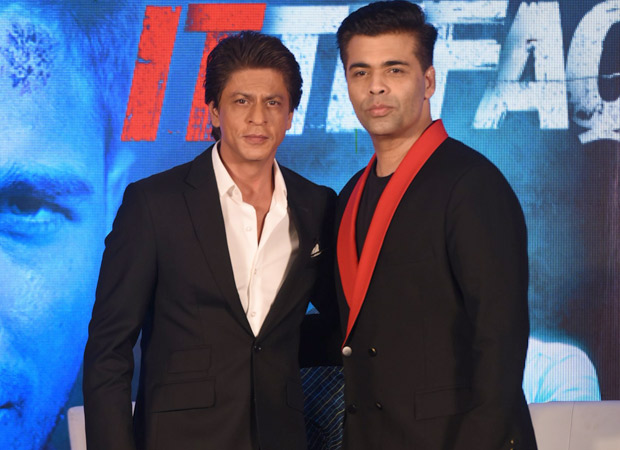 Shah Rukh Khan talks about his next film with Karan Johar and fallout rumours with him