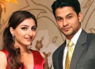 Soha Ali Khan and Kunal Kemmu name their daughter Inaya Naumi Kemmu