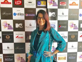 Sona Mohapatra at 'MTV India Music Summit'