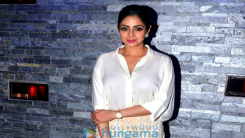 Sridevi, Rishi Kapoor, Raveena Tandon, Neetu Singh at 6th anniversary celebrations at Hakkasan