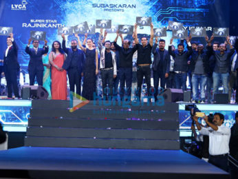 Grand music launch of '2.0' in Dubai