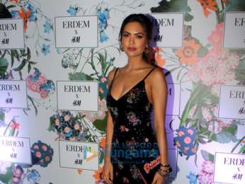 Tamannaah Bhatia and Esha Gupta attends the H&M event