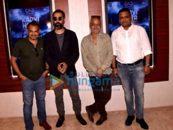 Trailer launch of 'Kadvi Hawa'