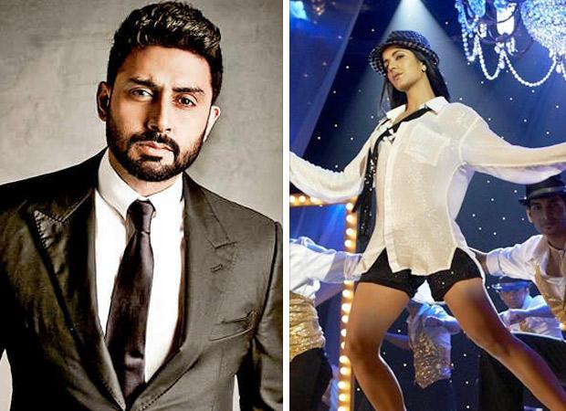 WHOA! Abhishek Bachchan will dance to Katrina Kaif's Sheila Ki Jawaani and we are definitely waiting for it