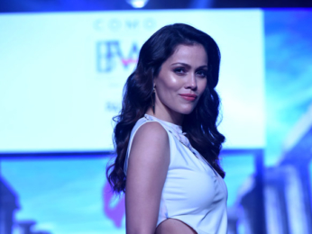 Waluscha De Sousa walks for Nidhi Munim at 'India Beach Fashion Week – Day 1'