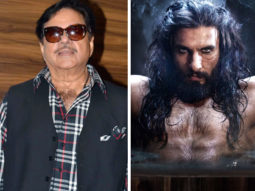 """Industry mein itna sannatta kyun hai"" - Shatrughan Sinha on the eerie silence in the film industry over Padmavati"