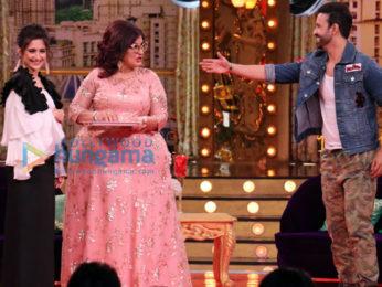 Aamir Ali and Sanjeeda Sheikh on 'Aunty Boli Lagao Boli'