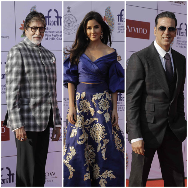 Amitabh Bachchan's unforgettable night at the IFFI Award ceremony!