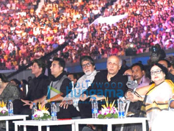 Amitabh Bachchan, Shah Rukh Khan and others grace the Kolkata International Film Festival