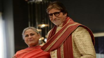 Amitabh Bachchan and Jaya Bachchan's candid moments captured during an ad shoot-1