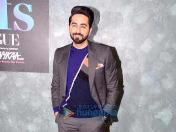 Ayushmann Khurrana and Bhumi Pednekar for Vogue BFFs