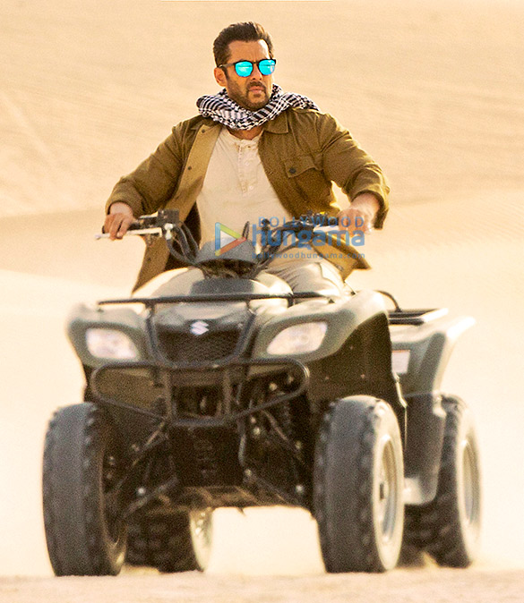 Behind The Scenes Salman Khan and Ali Abbas Zafar shooting for Tiger Zinda Hai featured-1