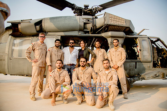Behind The Scenes Salman Khan and Ali Abbas Zafar shooting for Tiger Zinda Hai featured-4