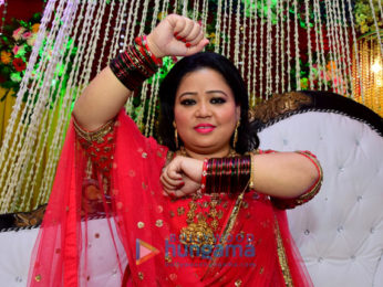 Bharti Singh's pre-wedding bangle ceremony