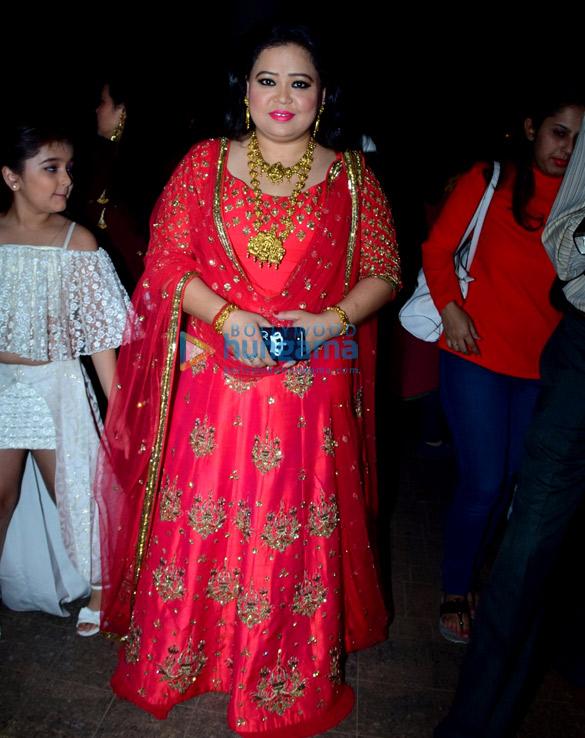 Bharti Singh's pre-wedding bangle ceremony
