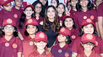 Bhumi Pednekar and Manish Paul celebrate Children's Day at Kidzania