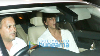 Bollywood stars visit Deepika Padukone's residence for a bash to celebrate Padmavati trailer's success