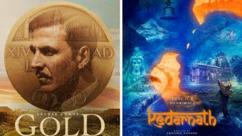 Box Office Prediction of 2018  Gold  Thugs Of Hindostaan  Total Dhamaal  Kedarnath  SRK's Dwarf Film