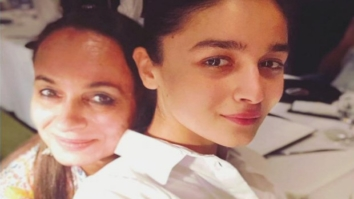 Check out Alia Bhatt takes mom Soni Razdan out for dinner