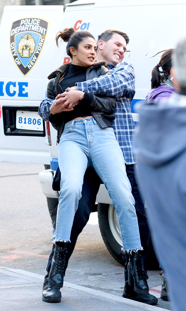 Check out: Priyanka Chopra shoots a kidnapping scene for Quantico on the streets of NYC
