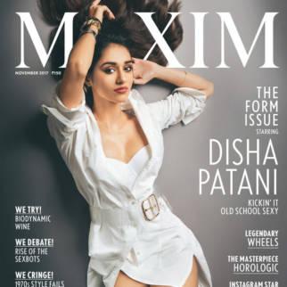Disha Patani On The Cover Of Maxim