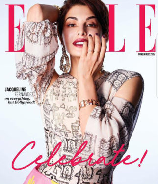 Jacqueline Fernandez On The Cover Of Elle