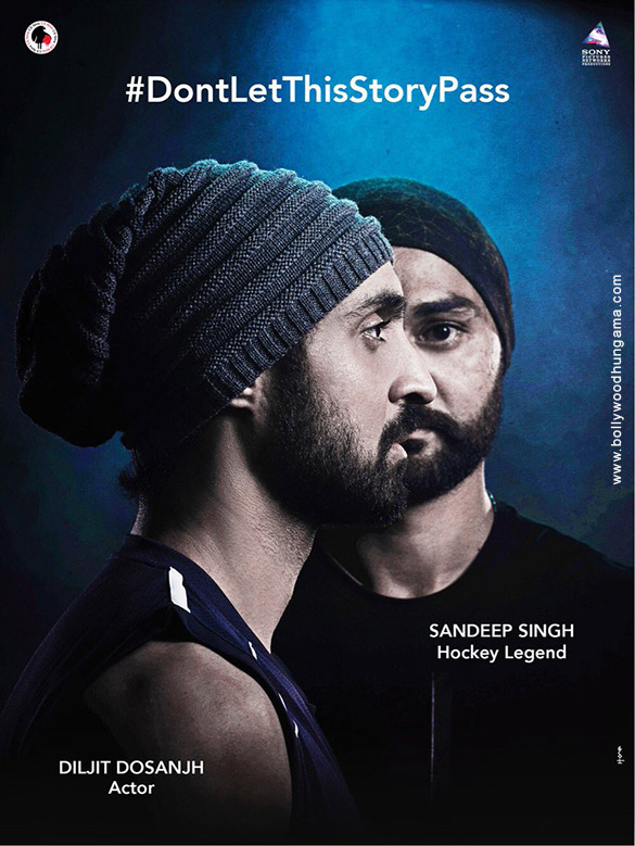 FIRST LOOK Diljit Dosanjh as Sandeep Singh in the Sandeep Singh biopic will give you goosebumps