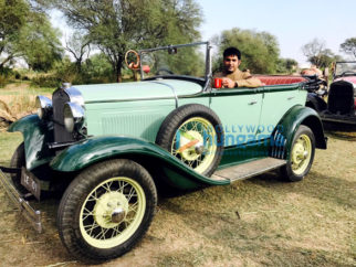 On The Sets Of The Movie Firangi