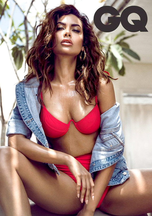 HOT Sultry siren Esha Gupta is breaking the Internet with her sexy bikini photoshoot for GQ