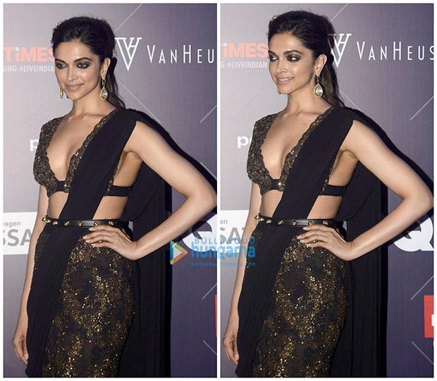 HOTNESS Deepika Padukone's bold and beautiful look at GQ Fashion Nights has left everyone swooning! (3)