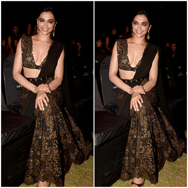 HOTNESS Deepika Padukone's bold and beautiful look at GQ Fashion Nights has left everyone swooning! (4)