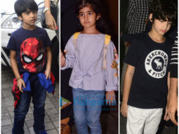 Hrithik Roshan, Akshay Kumar, Shilpa Shetty bring their kids for Coco screening features