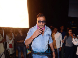 Jackie Shroff graces the screening of the film Hero