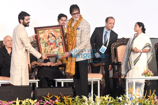 K3G Reunion Amitabh Bachchan, Shah Rukh International Film Festival 2017